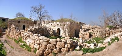 البلدة القديمة في صوريف ( الخليل)