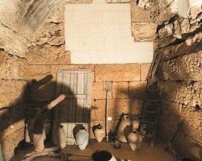 البلدة القديمة في الظاهرية ( الخليل)