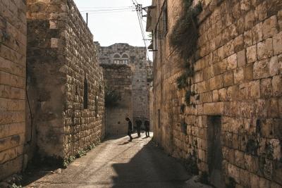 البلدة القديمة في عنبتا (طولكرم)