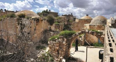 البلدة القديمة في جمّاعين (نابلس)