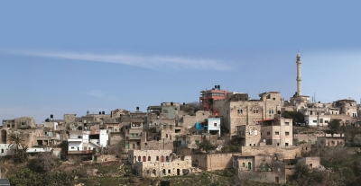 البلدة القديمة في سيلة الظهر (جنين)