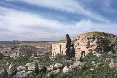 البلدة القديمة في جبع ( القدس)