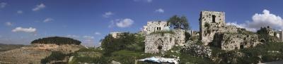 البلدة القديمة في دير عمار