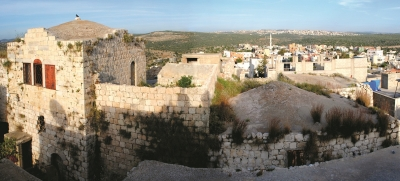 البلدة القديمة في سنّيريا (قلقيلية)